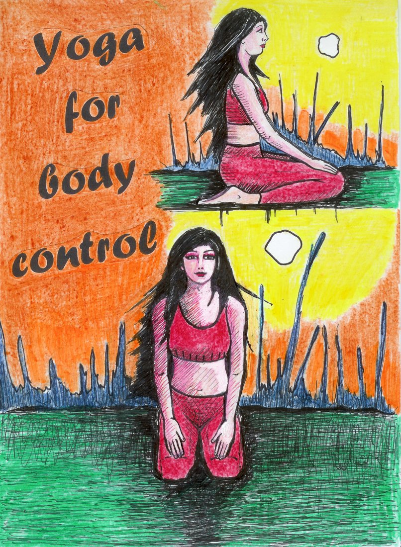 Yoga for body control